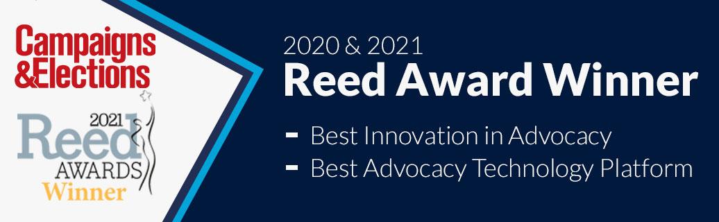 2021 Reed Award Winner